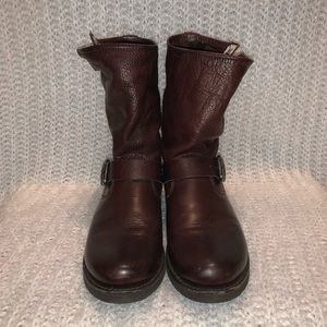 Frye Veronica Short Boots *LIKE NEW*